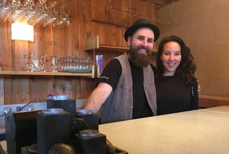 Restaurateurs des Trois Pommiers - Jonathan et Léa-Marie