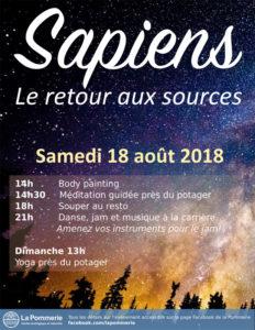 Sapiens 2018